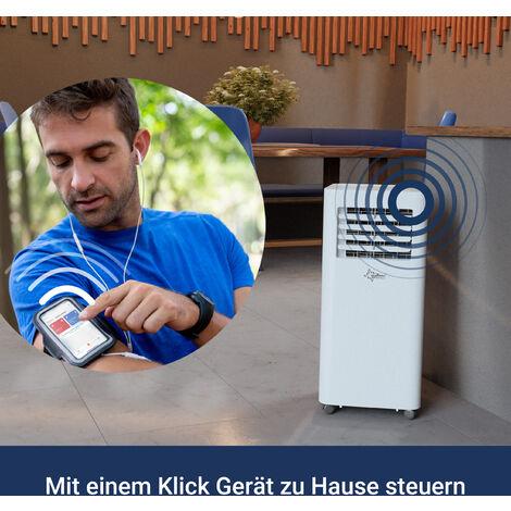 SUNTEC Mobiles lokales Klimagerät Comfort 7.0 Eco R290 | Für Räume bis 25 m2