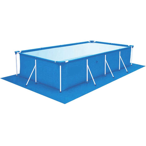 Swimming Pool Square Ground Mat Cloth Lip Cover Dustproof Cloth