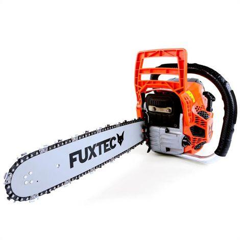 Petrol chainsaw 46cc cutting length 35cm FUXTEC KS146
