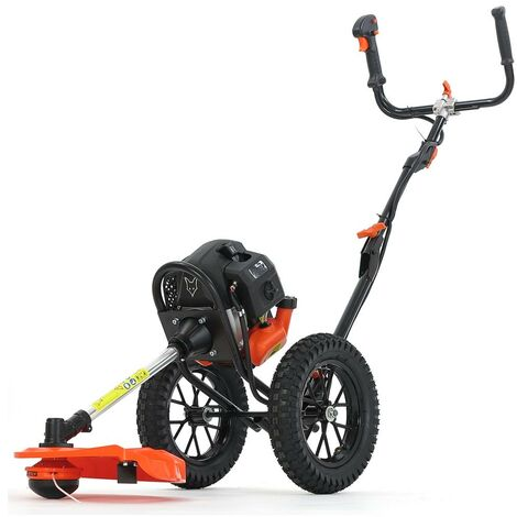 Petrol FUXTEC wheeled brush cutter/grass trimmer FX-FSR152 – 2.2kW – 51.7cc – 2-stroke