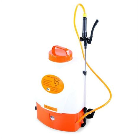 FUXTEC cordless backpack pressure sprayer FX-AD18