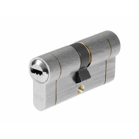 Cilindro europeo frizionato Yale Y2S con 5 chiavi mis. 100MM(50-50)