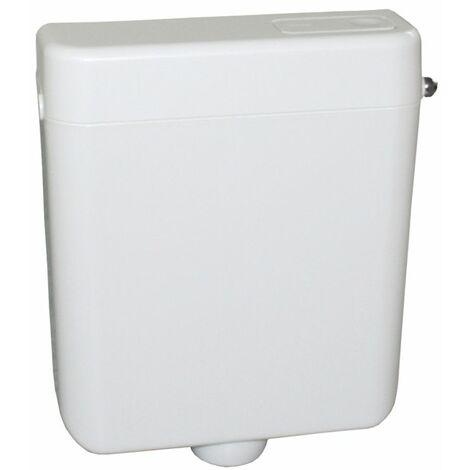 SANIT WC-Spülkasten 937 (schmale 6-Liter Ausführung) mit Start-/Stopp-Technik - weiß