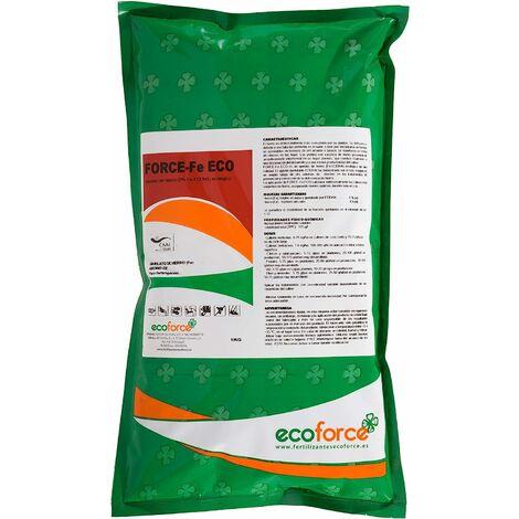 Ecoforce Chélate de fer de haute qualité écologique 1 kg