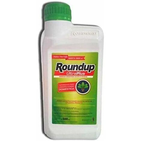 DESHERBANT Herbicide Roundup UltraPlus 500 ml