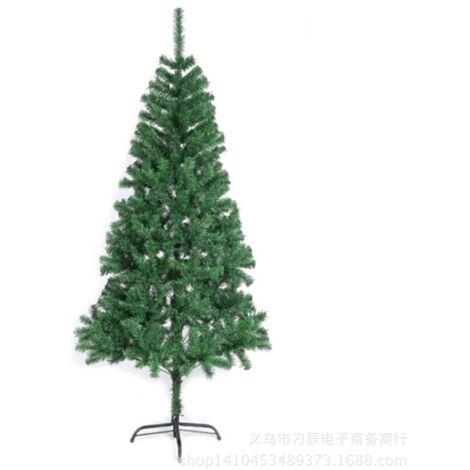 Sapin de Noël artificiel 180cm Décoration fête Arbre de noël