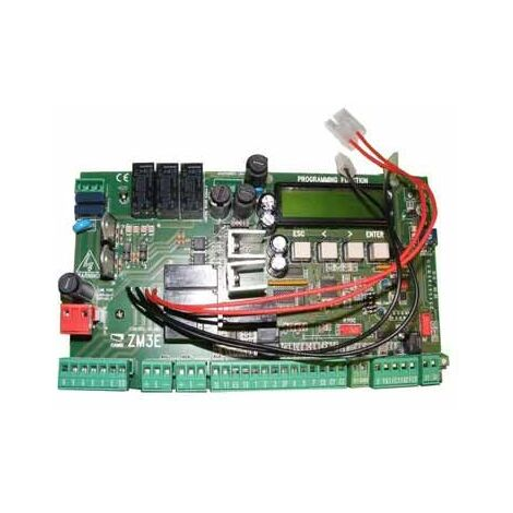 Tarjeta electronica de reemplazo CAME ZM3E 3199ZM3E