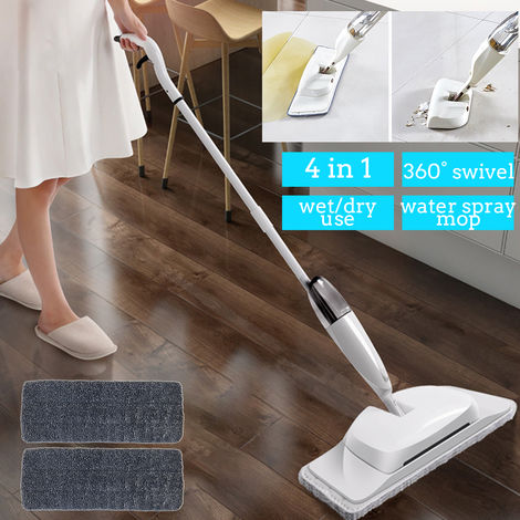 Microfiber Mop Cleaning Kit