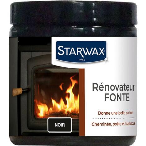Rénovateur fonte pour poêle et cheminée 200ml STARWAX