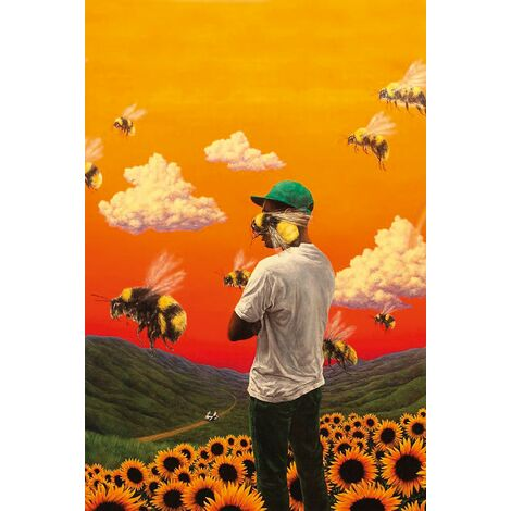 Tyler, The Creator Poster Flowerboy