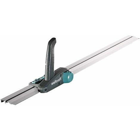 Taglierina per cartongesso con guida 900 mm, max. Lunghezza di taglio con prolunga (codice 4019000) 1900 mm, wolfcraft 4014000