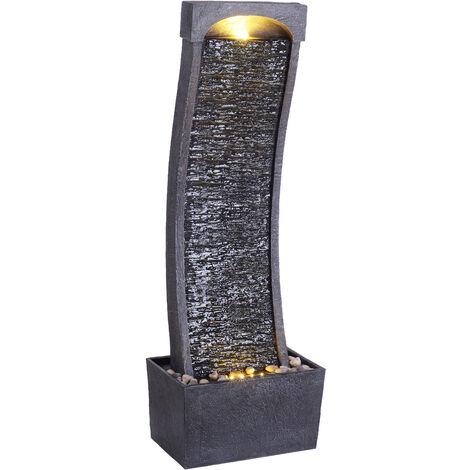 Fontaine de jardin extérieur avec cascade RJ-19048-EU