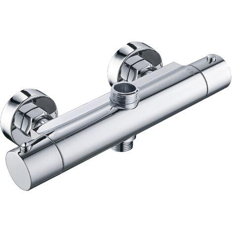 Mitigeur thermostatique pour colonne de douche BOLEA