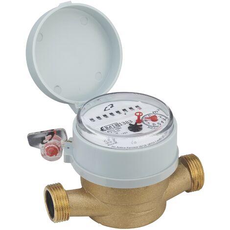 Compteur divisionnaire M20x27 eau froide NOYON & THIEBAULT
