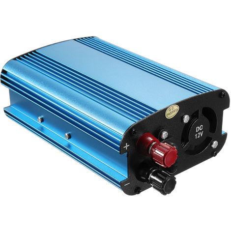 3000W Car Inverter DC 12/24/48 / 60V to AC 220V Pure Sine Wave Voltage Transformer Invert Solar Power for Car Truck