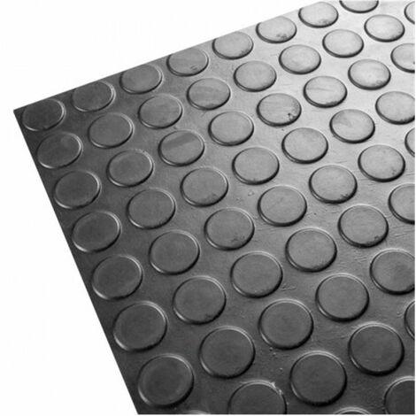 Suelo Goma Circulos 3 mm x 1,50 m Precio M Lineal