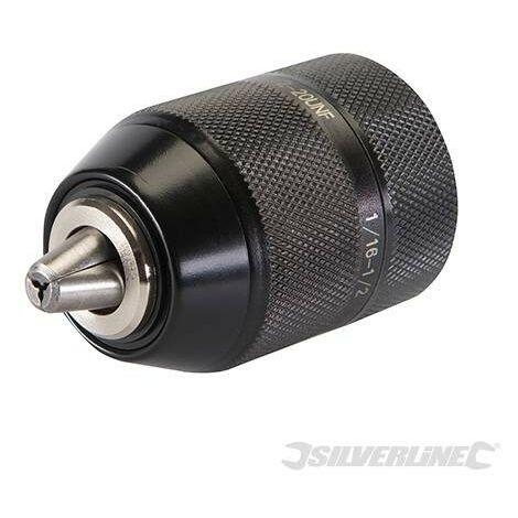 Mandrin autoserrant acier manganèse - 13 mm