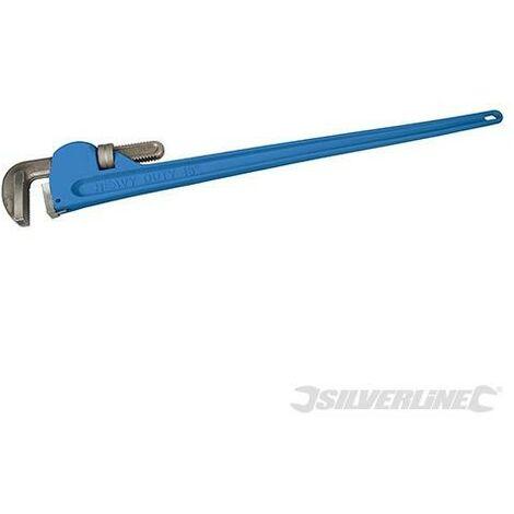 Clé à griffes Stillson Expert en acier forgé - Mâchoires DE 45 mm A 110 mm