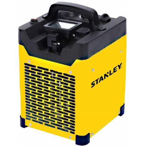 Chauffage chantier electrique industriel - Projecteur LED Orientable - INDUS - STANLEY - 3000W - Jaune