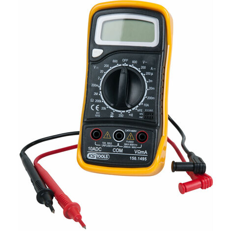 Multimètre digital - KS Tools