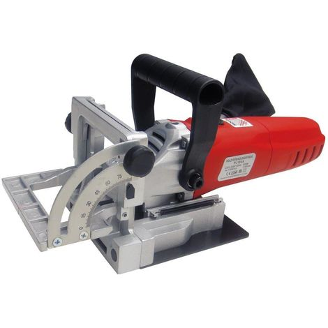 230V BISCUIT JOINTER JOINER WOOD CUTTING GROOVING JOINING HOLZMANN PJ100A