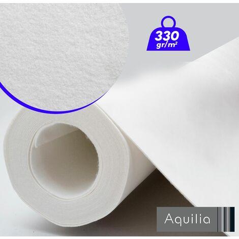 TOILE DE RENOVATION EPAISSE, ISOLANTE RENOVA MAX 330G x 10ml = 10m²
