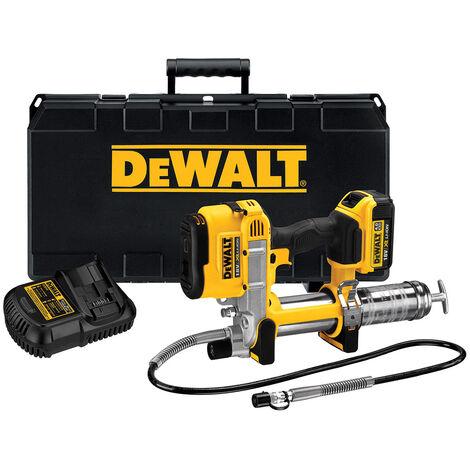 DeWALT DCGG571M1 Pompe à graisse 18V 4Ah 690 bar