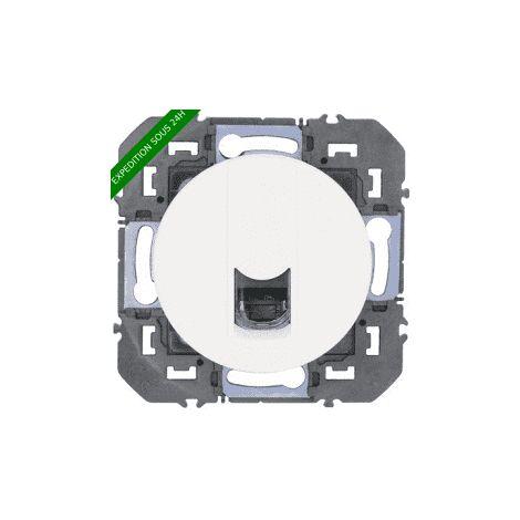 DOOXIE PRISE RJ45 CAT 6 FTP BLANC - blanc