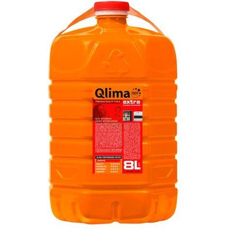 """Combustibile liquido """"Extra"""" inodore universale per stufa a stoppino"""