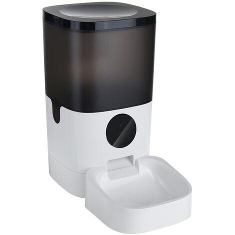 Alimentador Automático de Mascotas 6L WiFi / Video Temporizador Inteligente de Control Remoto
