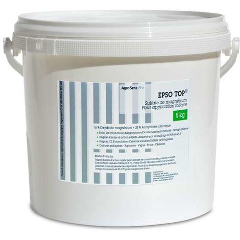 Epso Top®, engrais foliaire sulfate de magnésium. 5 kg