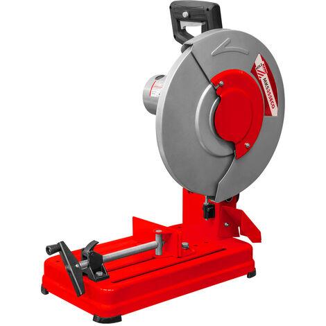 Holzmann MKS355ECO Mobile Metal Cutting Chop Saw   2000w - 230v