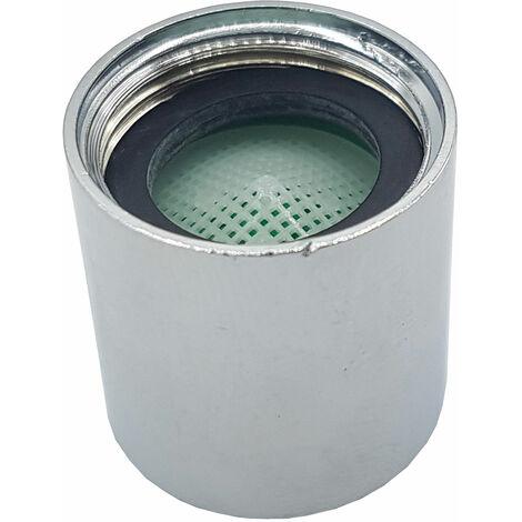 Aérateur de robinet femelle 16 mm à économie d'eau