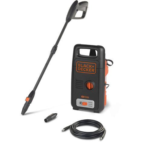 Nettoyeur Haute Pression BLACK+DECKER BXPW1300E, 1300 W, Pression 100 bar, Débit 390 l/h