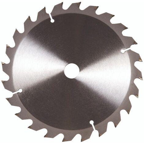 FERM Lama 185mm 24T per sega circolare. Per legno