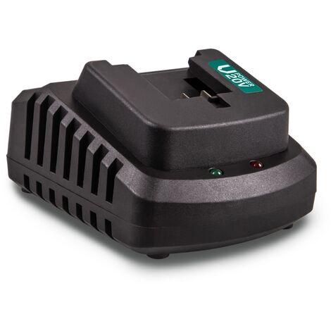 VONROC Caricabatterie rapido Piattaforma VPOWER 20V