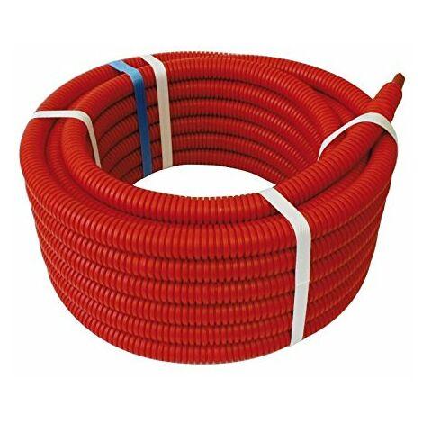 Somatherm /// 113-16-15L - Tubo pregaina, 13 x 16-15 m, colore: Rosso