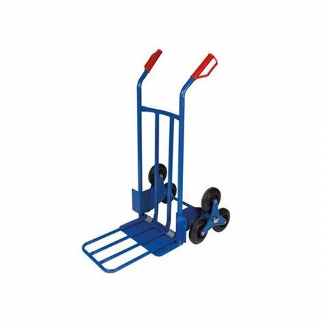 Diable monte-escaliers - 6 roues