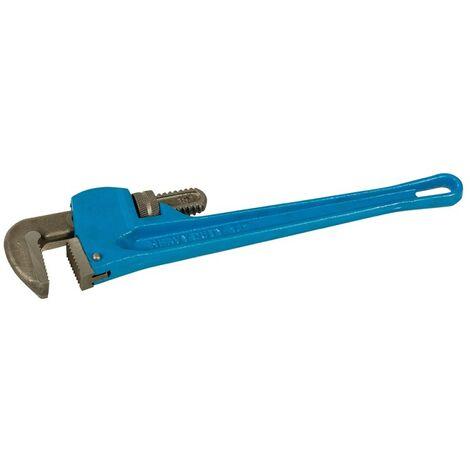 Clé à griffe Stillson Expert - Longueur 450 mm - Mâchoires 65 mm