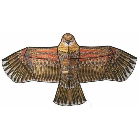 Effaroucheur rapace volant complet avec mat