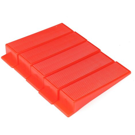Clip 50x / 50x Wedge Tile Floor Tile Spacer Leveling Level System Mohoo