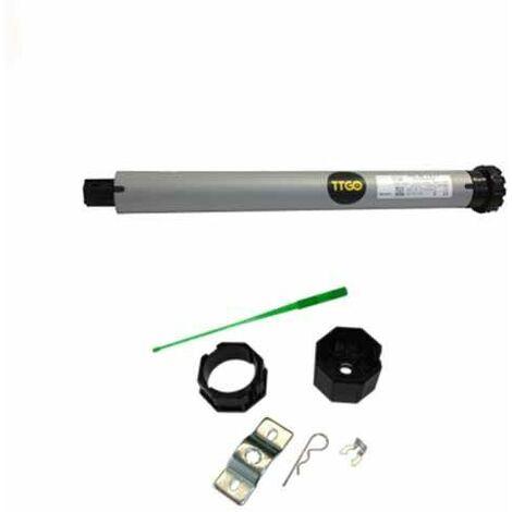 TTGO Motore tubolare 230V tapparella elettrica avvolgibile 60Kg / 30Nm compatibile FAAC SOMFY CAME NICE