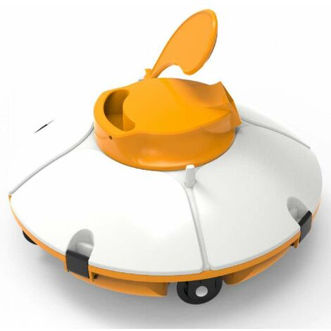 Robot aspirateur autonome pour piscine Frisbee