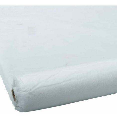 Voile d'hivernage en rouleau 1x25m blanc 30g/m2 Werkapro