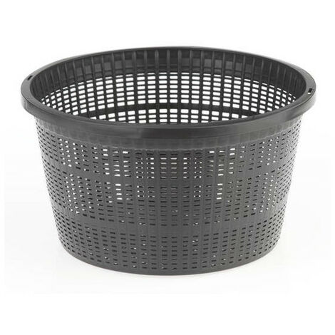 una cesta, tamaño 22 x 22 x 12, para los estanques acuáticos.