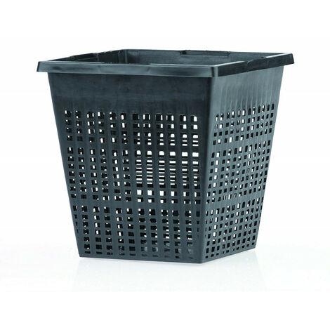 una cesta de 11-11- 11 cm, para lavabo de agua