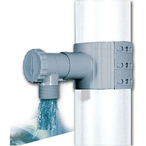 Recuperatore d'acqua piovana grigio