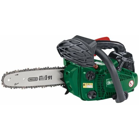 250mm Petrol Chainsaw with Oregon® Chain and Bar (25.4cc)