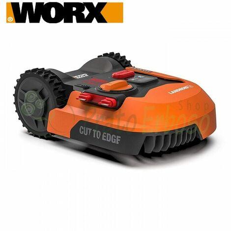 Worx WR155E - Robot Cortacésped Landroid WIFI