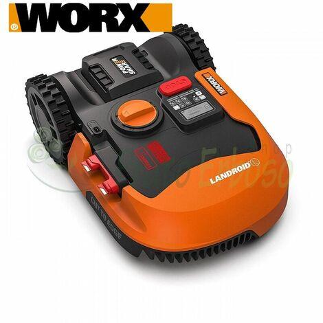 WR153E - Cortacésped robótico Landroid L1500